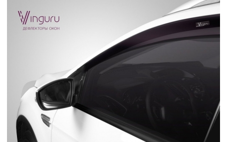 Дефлекторы окон Hyundai Elantra AD