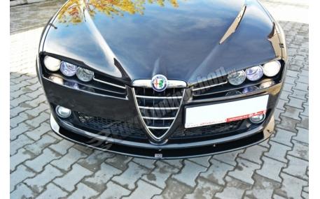 Накладка передняя Alfa Romeo 159