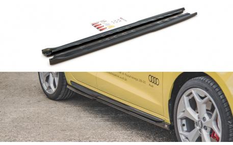 Накладки на пороги Audi A1