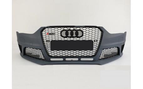 Бампер передний Audi A4 B8