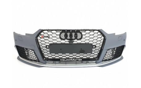 Бампер передний Audi A4 B9