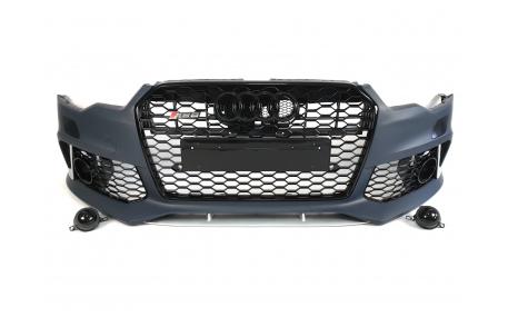 Бампер передний Audi A6 C7