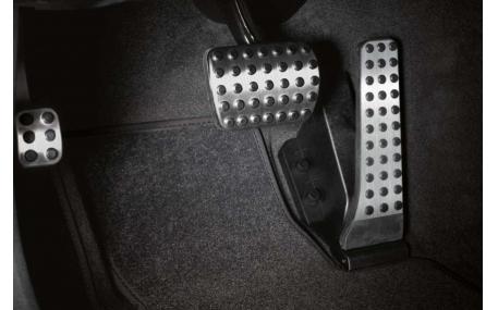 Накладки на педали Mercedes