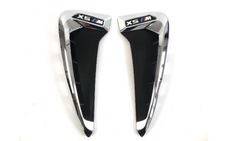 Вставки в крылья BMW X5 (F15)