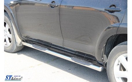 Подножки Lexus RX