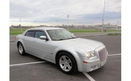 Дефлекторы окон Chrysler 300C