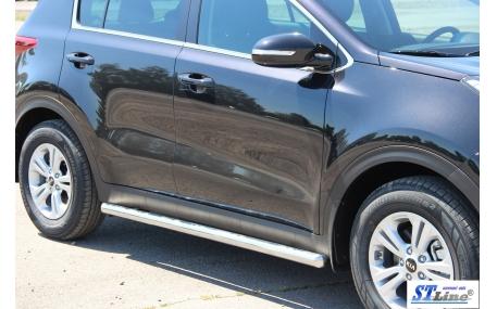 Подножки Chrysler Voyager