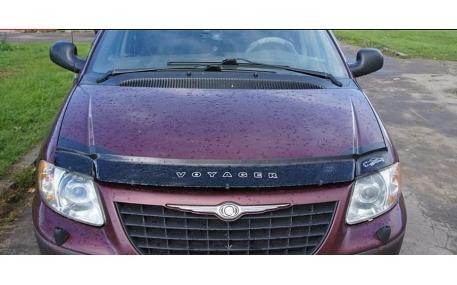 Дефлектор капота Chrysler Voyager