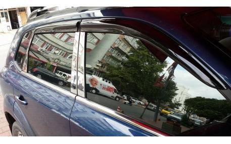 Дефлекторы окон Hyundai Tucson