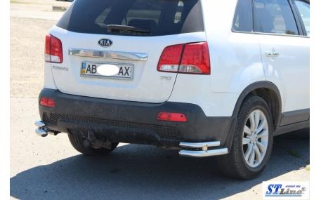 Защита задняя Kia Sorento R