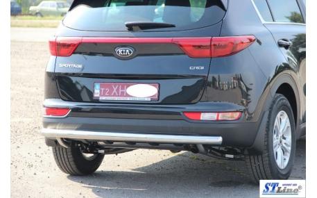 Защита задняя Kia Sportage