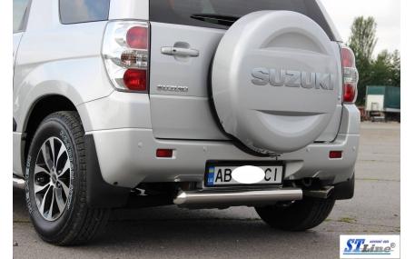 Защита задняя Suzuki Grand Vitara