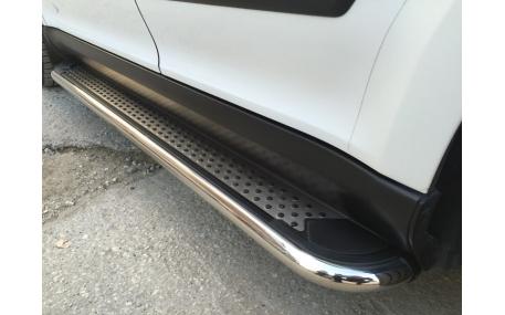 Подножки Audi Q3