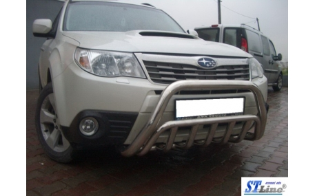 Защита передняя Subaru Forester