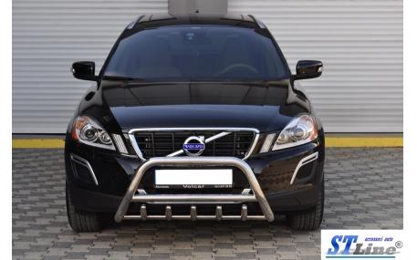 Защита передняя Volvo XC60
