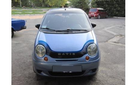 Дефлектор капота Daewoo Matiz