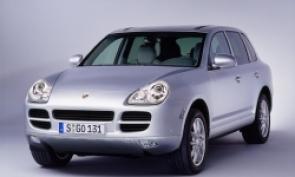 Cayenne 955 (2002-2007)