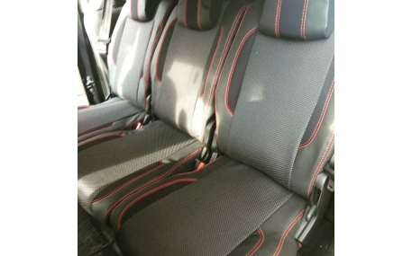 Авточехлы Honda Civic 5D