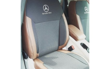 Авточехлы Mercedes E-class W211