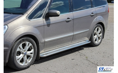 Подножки Ford Galaxy