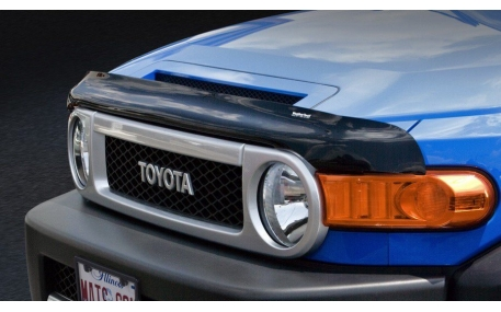 Дефлектор капота Toyota FJ Cruiser