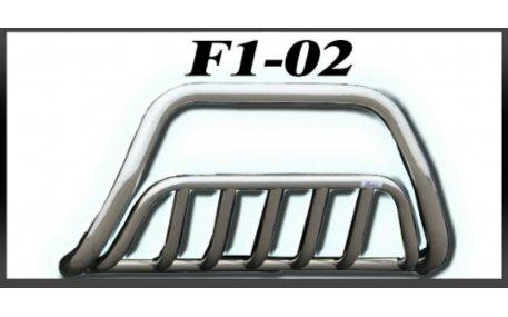 Защита передняя Fiat Doblo