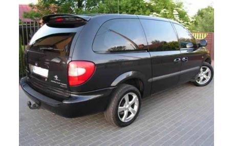 Спойлер Chrysler Grand Voyager