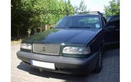 Ресницы Volvo 850