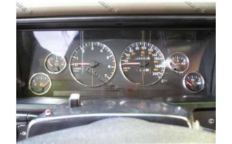 Кольца в щиток приборов Jeep Grand Cherokee