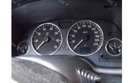 Кольца в щиток приборов Opel