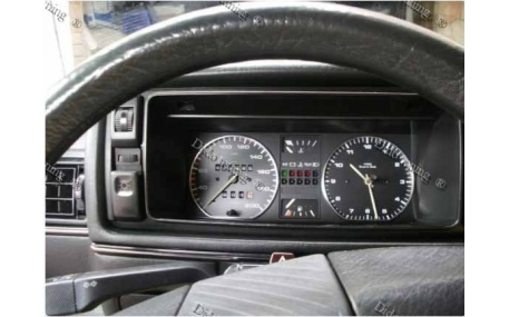 Кольца в щиток приборов Volkswagen Golf 2