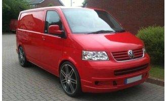 Накладка передняя Volkswagen Multivan