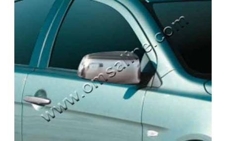 Хром накладки Mitsubishi Lancer X