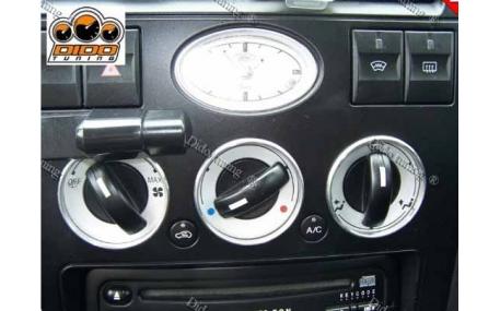 Кольца в щиток приборов Ford Mondeo