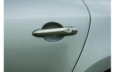 Хром накладки Renault