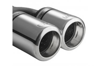 Глушитель универсальный NM-255/07-1