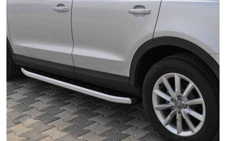 Подножки Fiat 500X