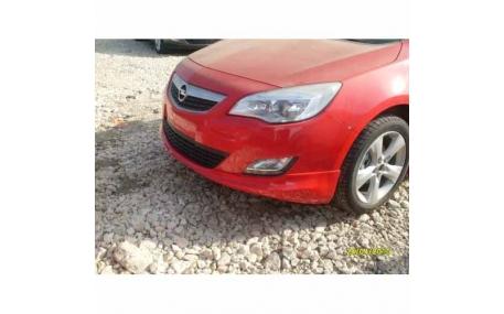 Накладка передняя Opel Astra K