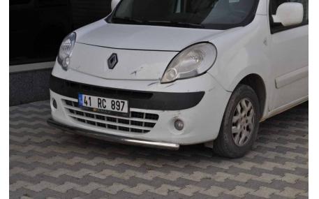 Защита передняя Renault Kangoo
