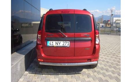 Защита задняя Renault Logan MCV