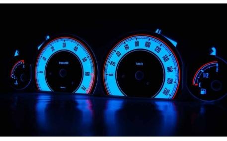 Шкалы приборов Chrysler Voyager