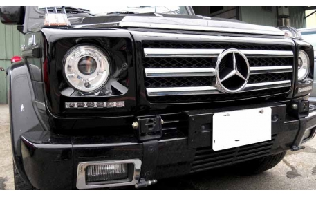Дневные ходовые огни Mercedes G-class W463