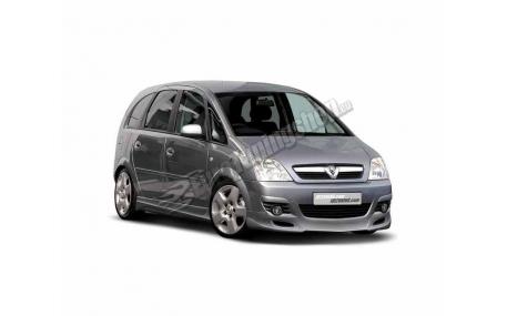 Накладка передняя Opel Meriva A