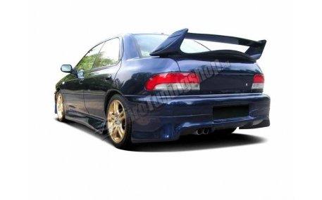 Бампер задний Subaru Impreza