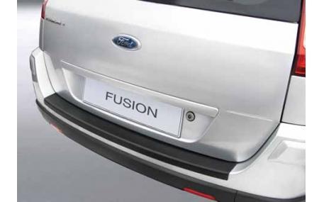 Накладка на задний бампер Ford Fusion