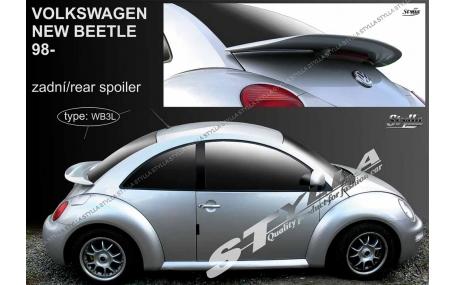 Спойлер Volkswagen New Beetle