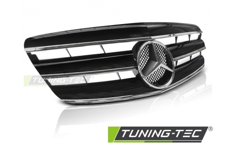 Решетка радиатора Mercedes S-class W221