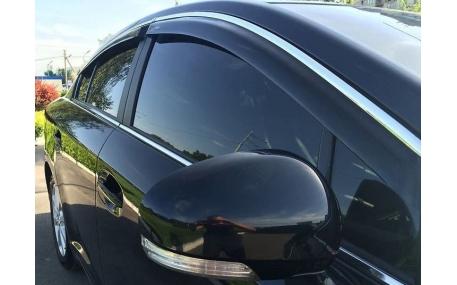 Дефлекторы окон Mercedes S-class W222