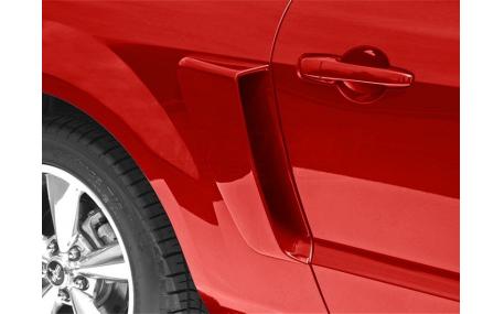 Вставки в крылья Ford Mustang