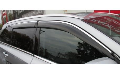 Дефлекторы окон Peugeot 508